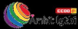 CCOO FSC àmbit lgtbi Logo