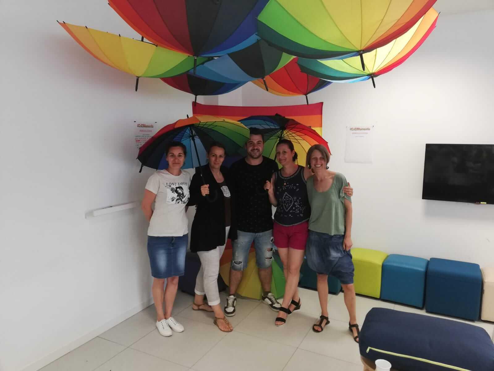 28JUNY - Photocall Orgull LGTBI eDreams